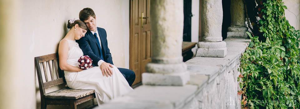 Poroka v Retečah pri Škofji Loki: Lucija + Filip