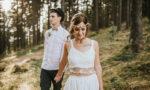 forest mountain wedding